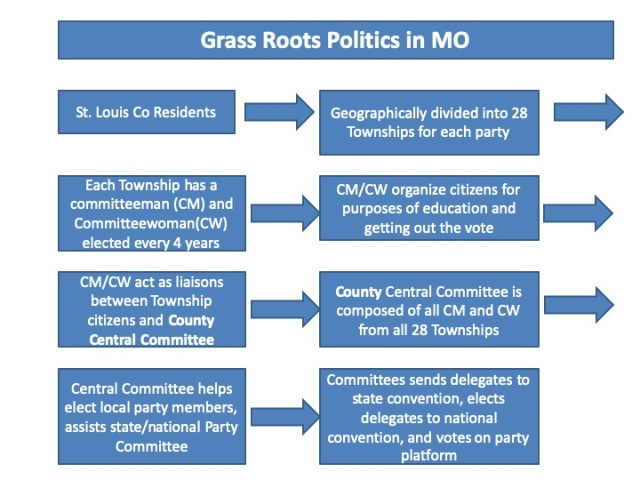 Grass Roots Politics in MO